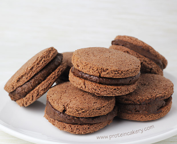 double-chocolate-frosting-protein-cookies-glutenfree