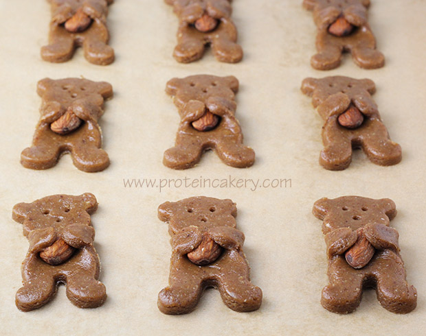 Bearhug Cookies Recipe — Dishmaps