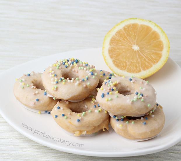 pink-lemonade-protein-donuts-gluten-free