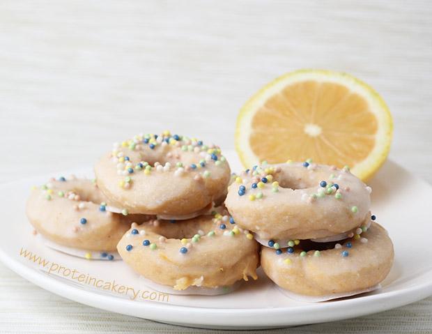 pink-lemonade-protein-donuts-glutenfree