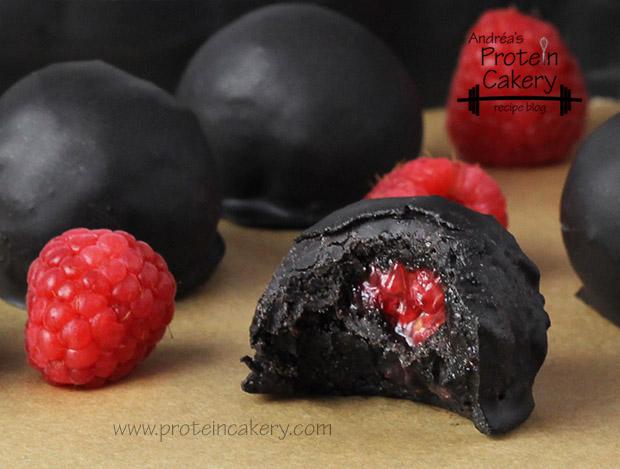 protein-cakery-chocolate-raspberry-protein-truffles