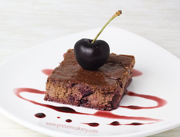 chocolate-cherry-protein-brownies-gluten-free