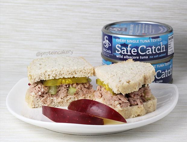 protein-oat-bread-whey-tuna