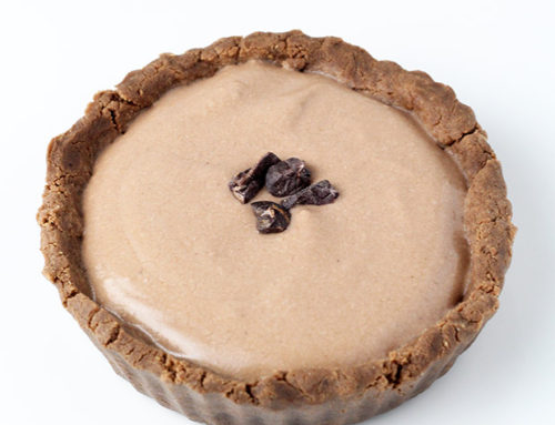 Chocolate Cream Protein Tartlets