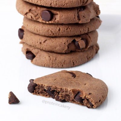double-chocolate-chip-protein-cookies-gluten-free-protein-cakery