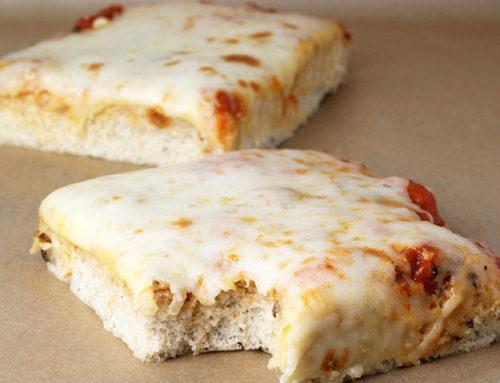 Sicilian Protein Pizza