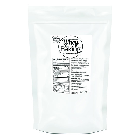 Whey Protein For Baking