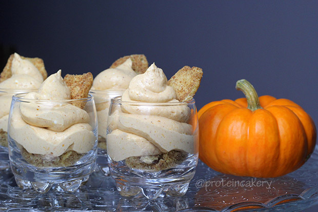 pumpkin-cheesecake-protein-mousse-whey-protein-cakery