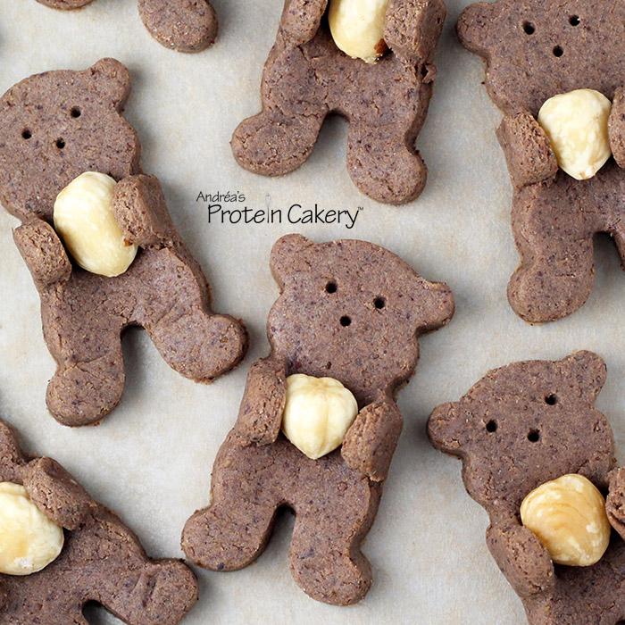 chocolate-hazelnut-bear-hug-protein-cookies-cakery