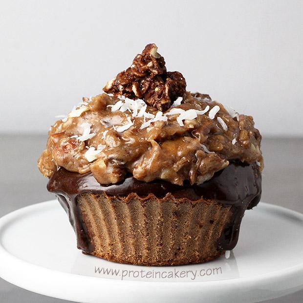 german-chocolate-protein-cupcakes-vs-gluten-free