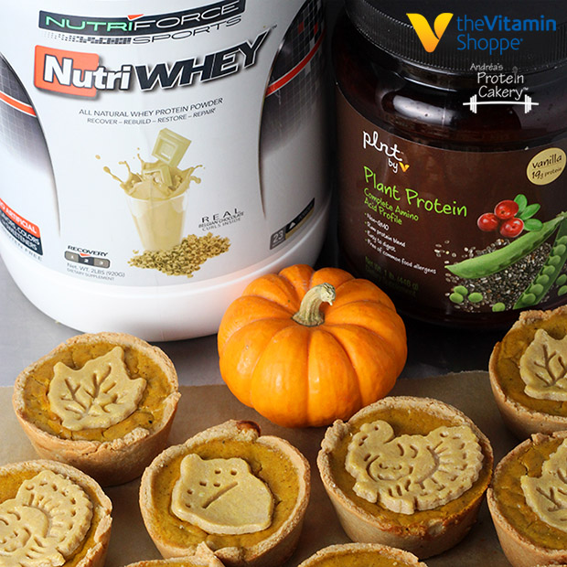 mini-protein-pumpkin-pies-vitamin-shoppe-cakery