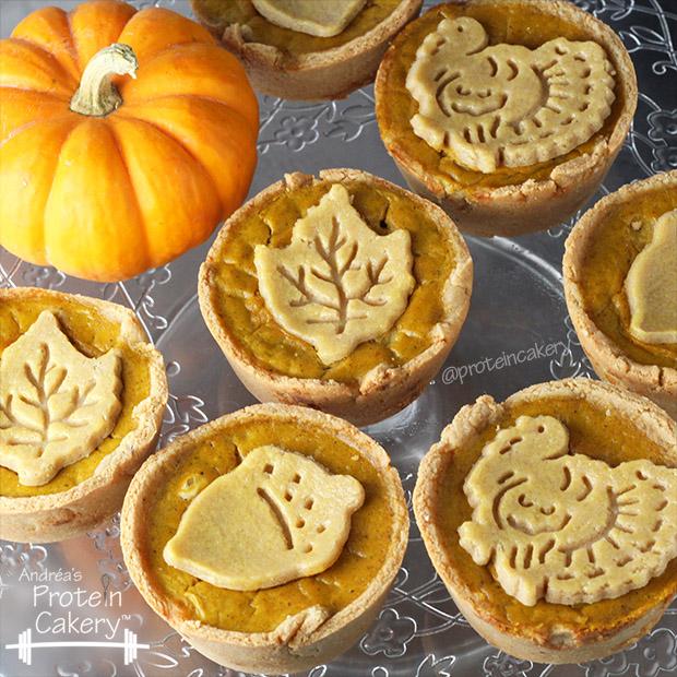 protein-cakery-mini-protein-pumpkin-pies-gluten-free