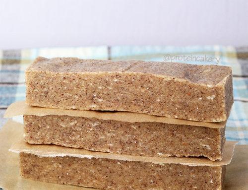 Vanilla Hazelnut Protein Bars