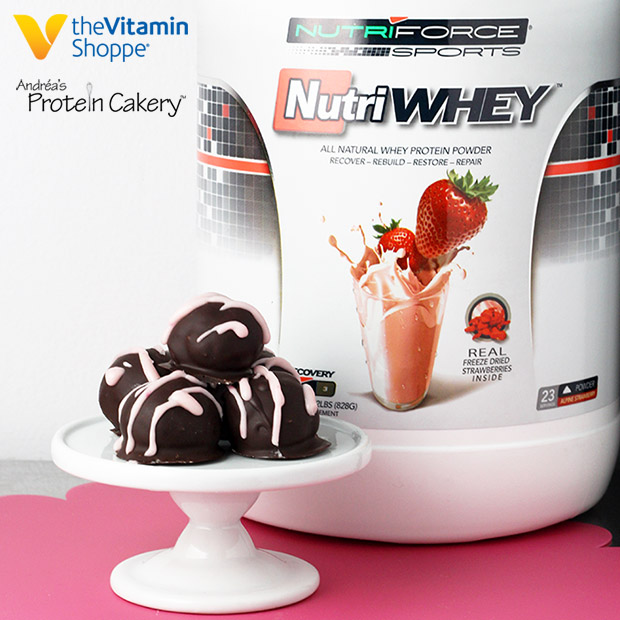 strawberry-cheesecake-protein-truffles-whey
