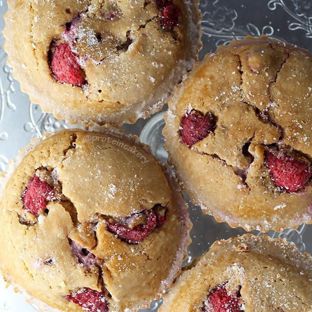 fresh-raspberry-protein-muffins-protein-cakery
