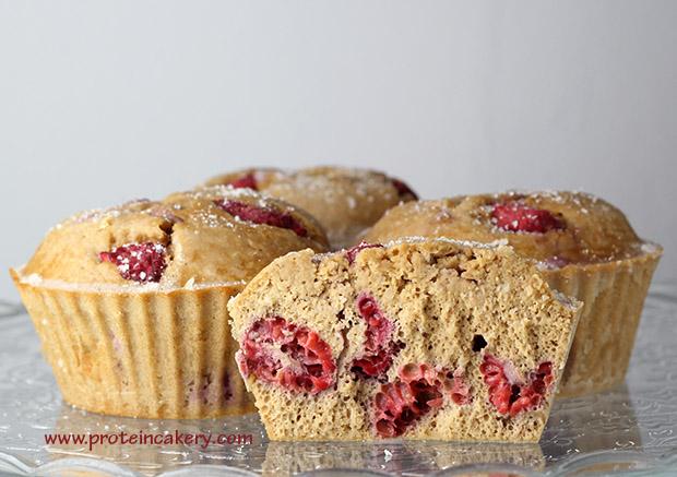 protein-cakery-fresh-raspberry-protein-muffins-gluten-free