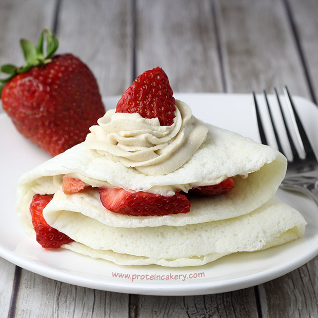 strawberry-shortcake-protein-crepes-protein-cakery-quest