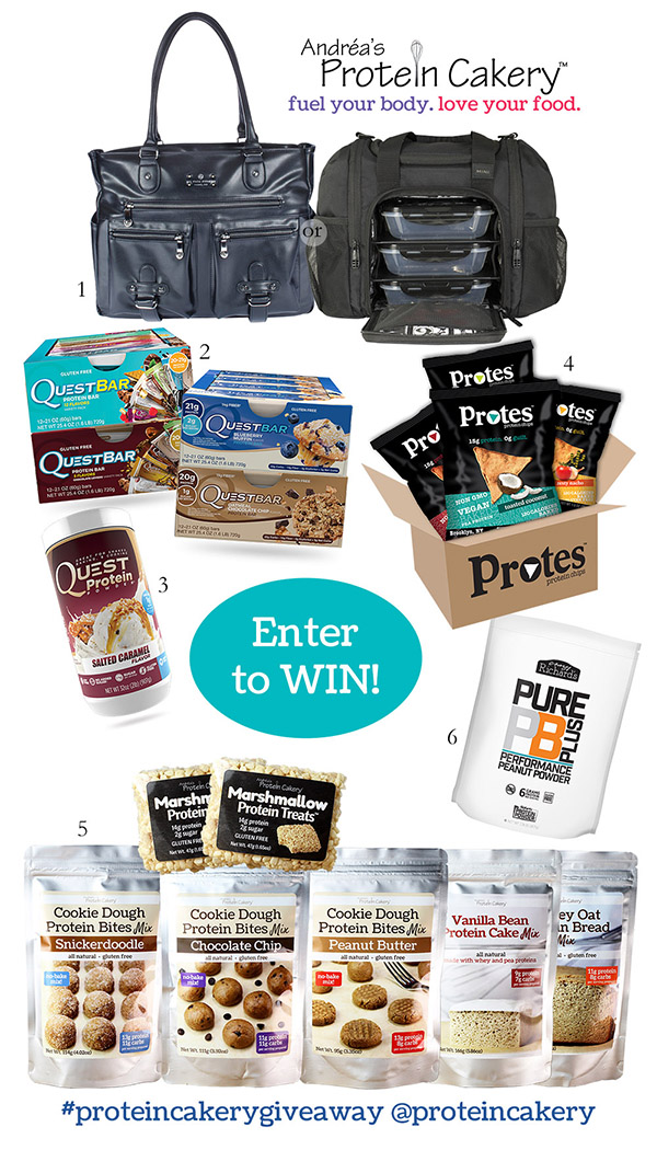 Win a 6PackBag, Quest Bars, and more!