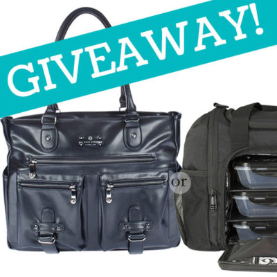 Giveaway - 6 pack bags, Quest bars, and more!