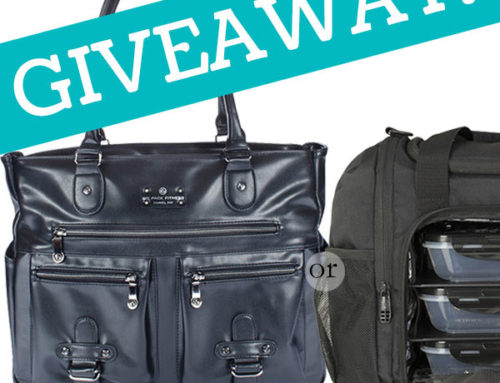 Giveaway! Win a 6PackBag, Quest Bars, and more!