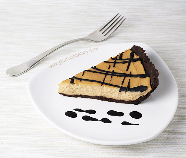 chocolate-peanut-butter-protein-pie-easy-2