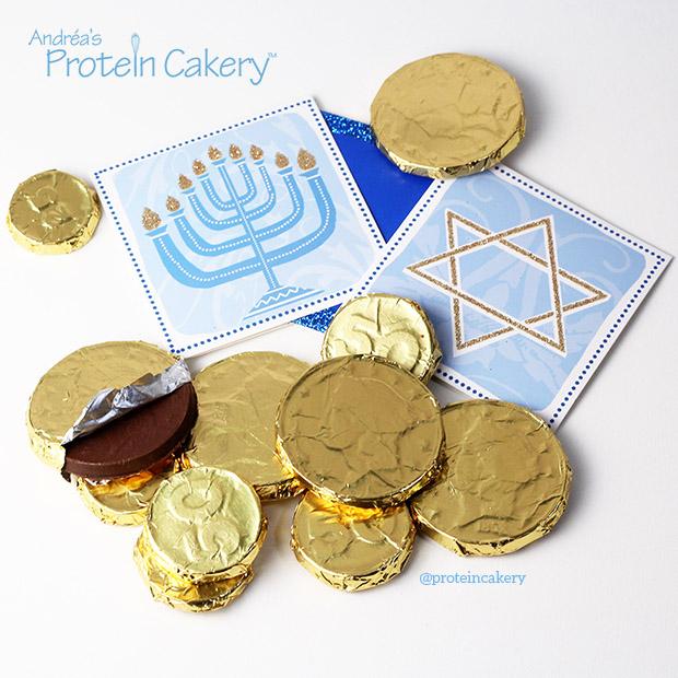 protein-hanukkah-gelt-chocolate-coins-protein-cakery