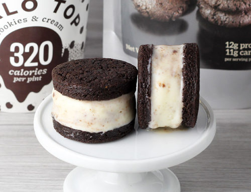 Halo Top Ice Cream Sandwiches