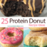 25 protein donut recipe ideas