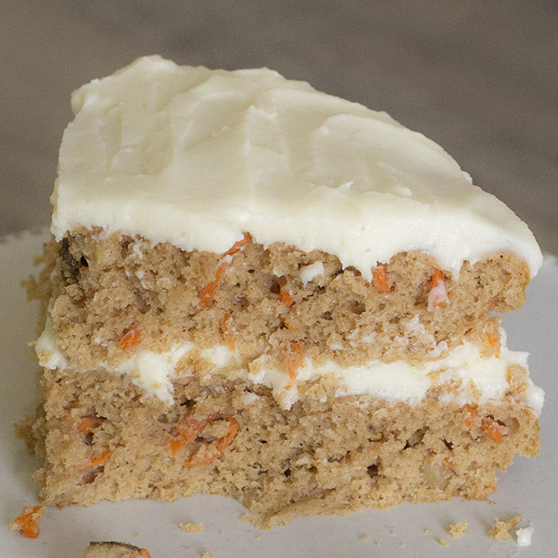 protein carrot cake recipe